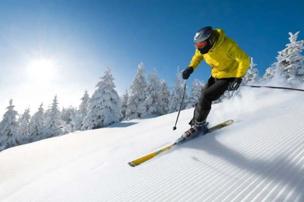 how long snowboard and ski should be