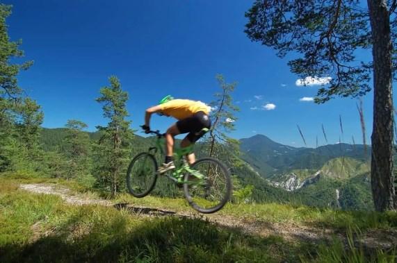 ways to bunny hop a mountain bike
