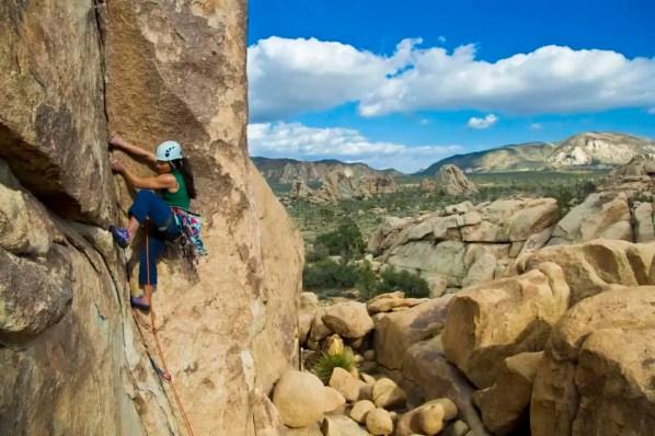 ways to crack climb