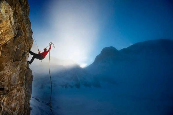 ways to get into climbing
