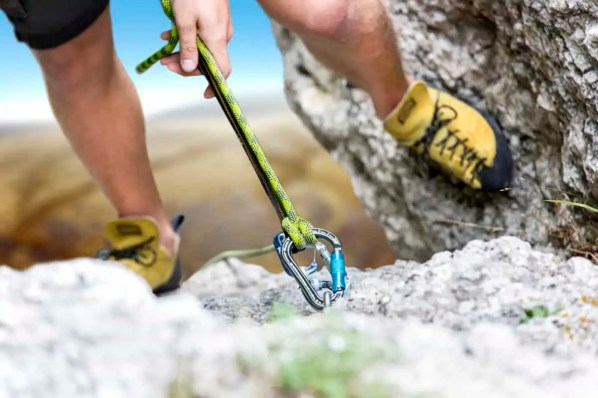 tips in staying safe while climbing