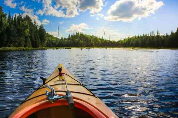 tips in kayak fishing