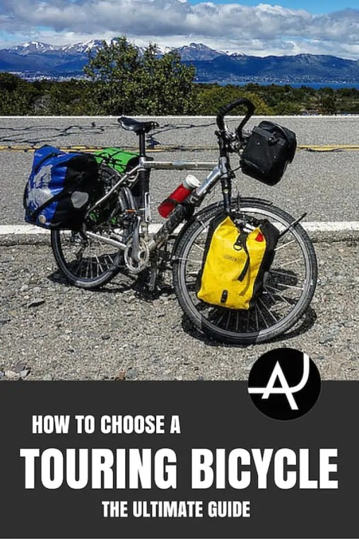 tips to choose a touring bike
