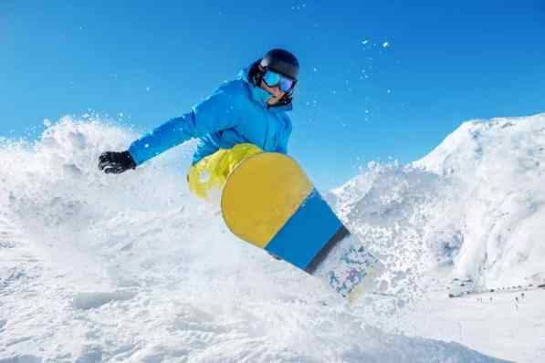 proper ways of snowboarding