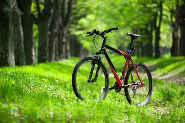 ideal height of mountain bike seat