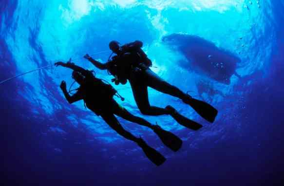 rate for scuba ascent