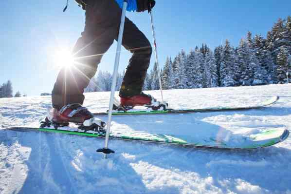 tips in skiing for beginners