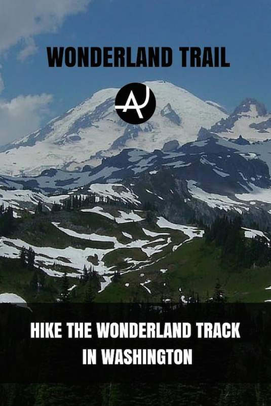 Wonderland Trail in Washington