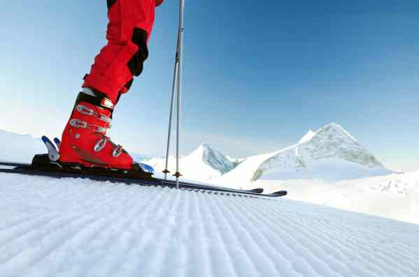 ideal ski boots