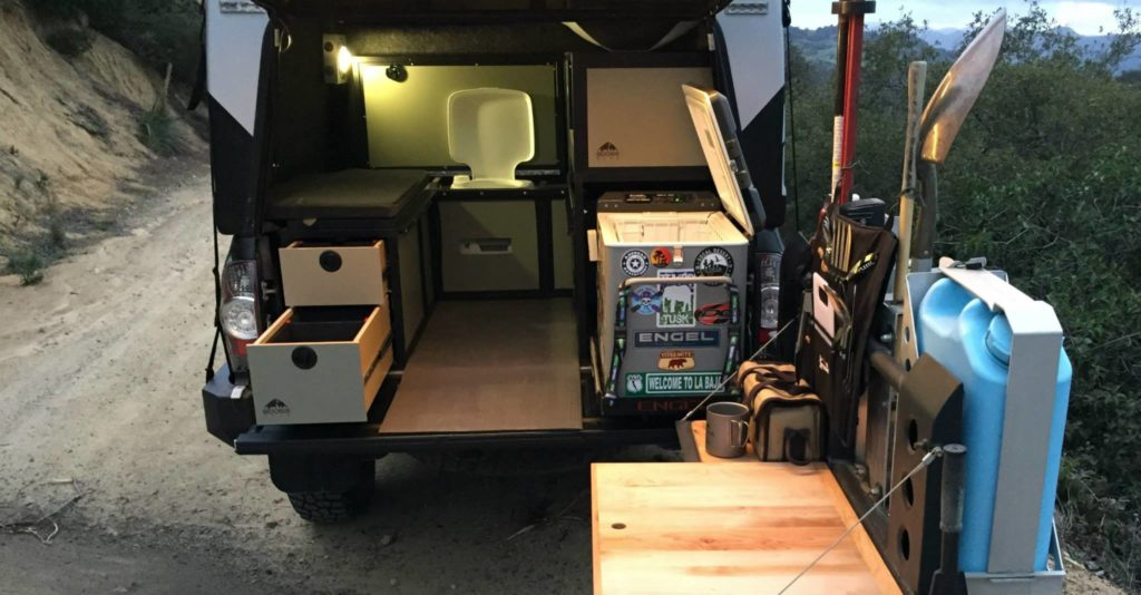 GooseGear Solid Storage Solutions for the Overlander