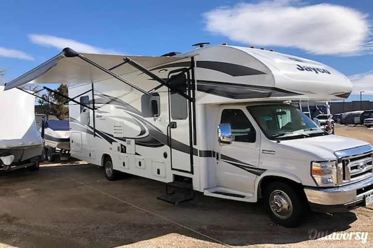 2018 Jayco Greyhawk Denver RV Rental