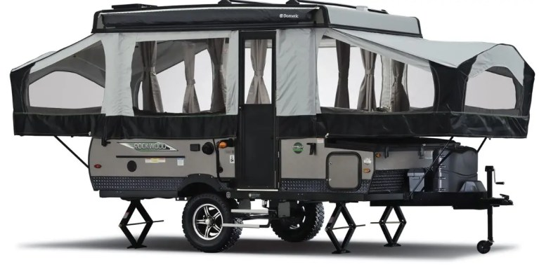 2020 Forest River Rockwood Extreme Sports Package Travel Trailer The Adventure Travelers