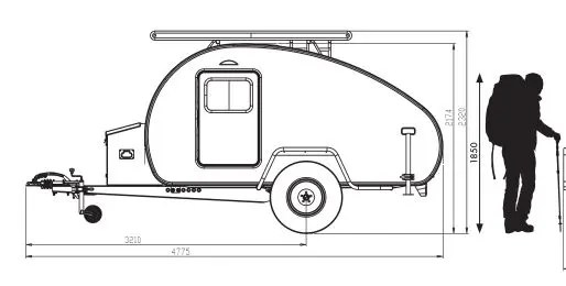Hero Camper Specs The Adventure Travelers