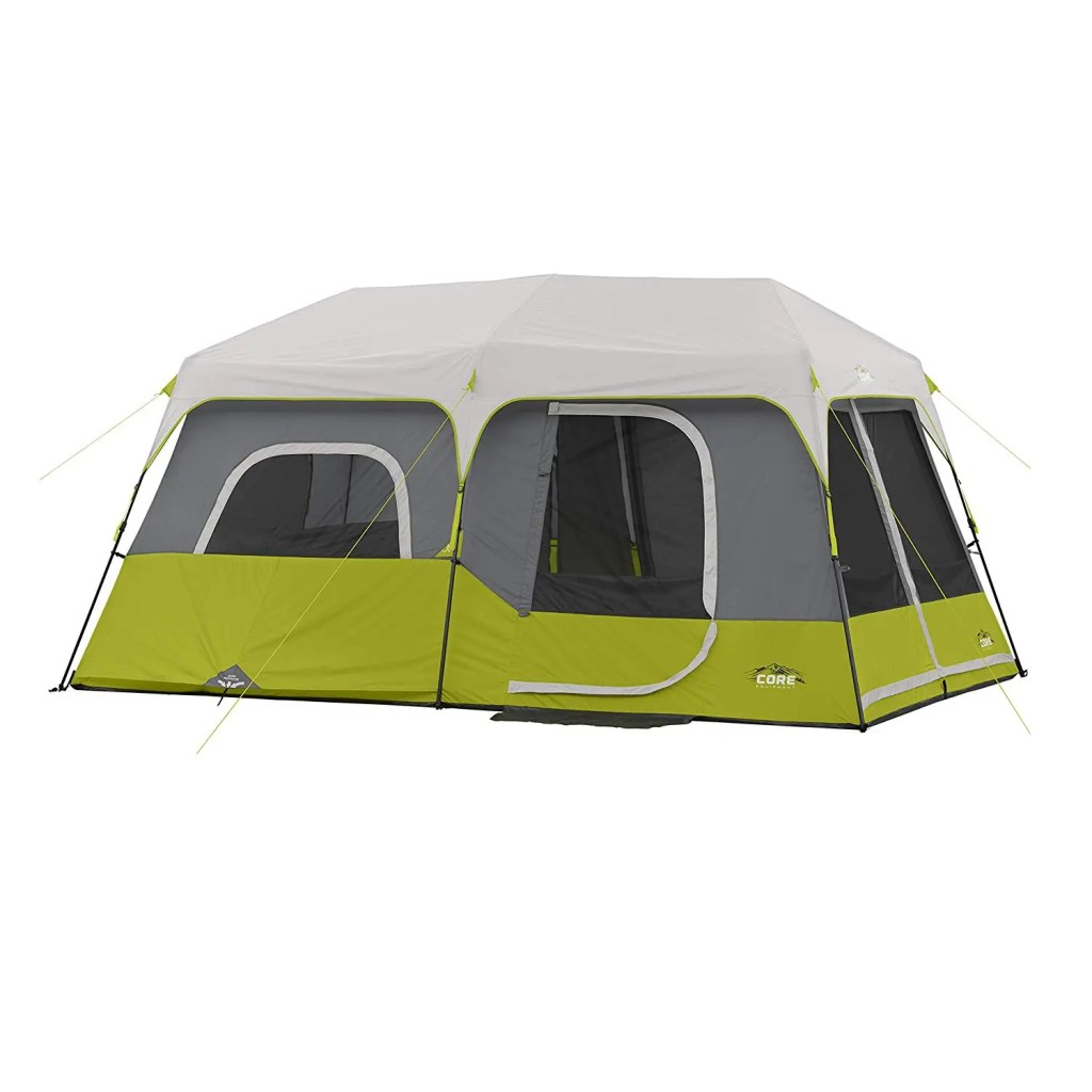 Instant Cabin Tent The Adventure Travelers