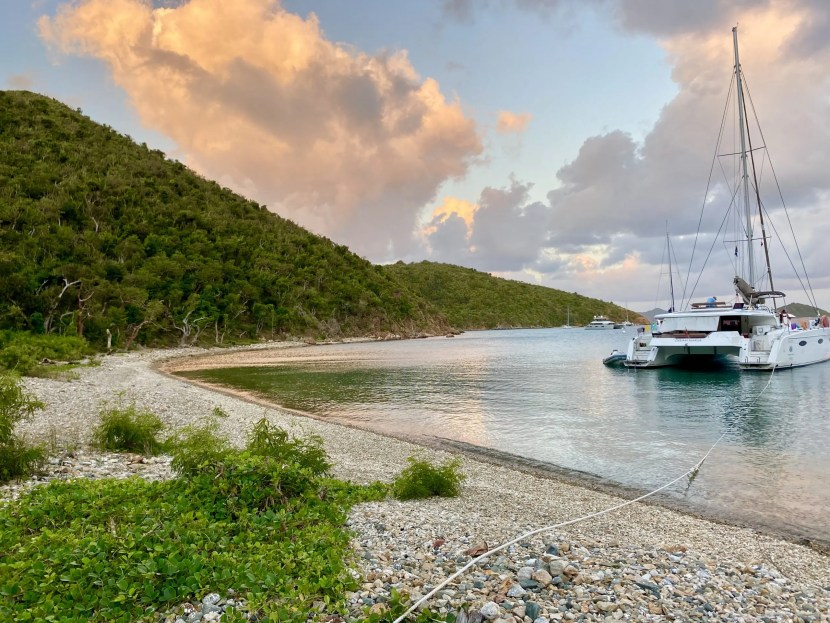 The Adventure Travelers Catamaran BVI 2020