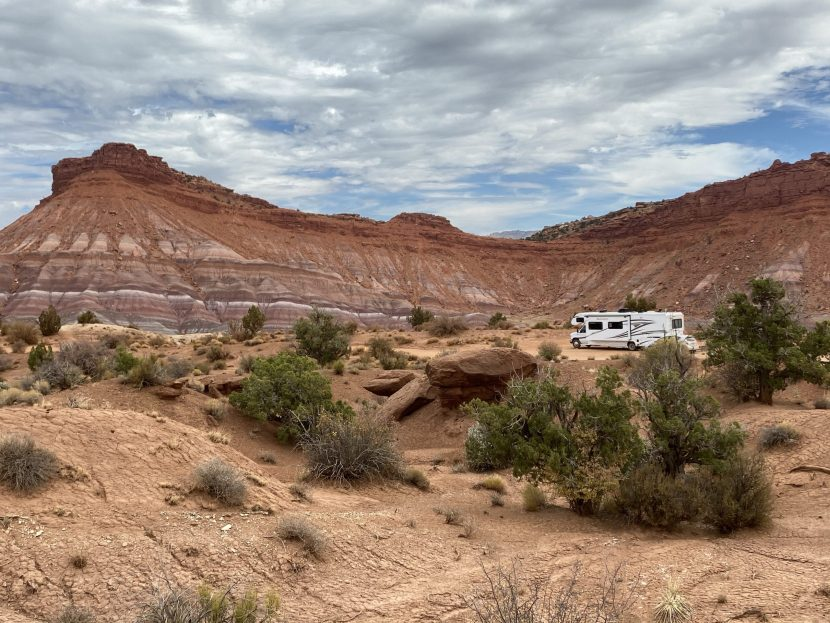 Best RV Boondocking Spot in Utah The Adventure Travelers