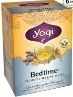 Yogi Bedtime Tea contains a soothing blend of herbs traditionally used for centuries to promote relaxation and sleep, as well as valerian and organic ...
