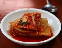 kimchi best probiotic foods depression