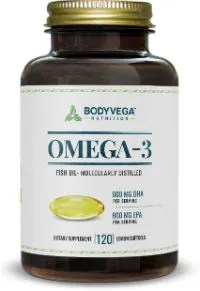 Omega 3 recover sperm count