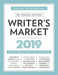 Writer's Market 2019- The Most Trusted Guide to Getting Published