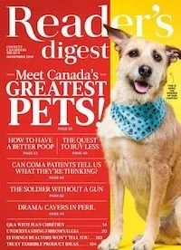 write for magazines such as Reader's Digest