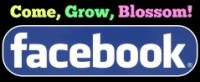 Join She Blossoms on Facebook