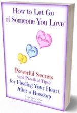 letting go of someone you love book laurie pawlik she blossoms