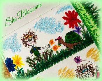 Curiouser She Blossoms Tip 35