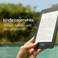 waterproof kindle for beach vacation