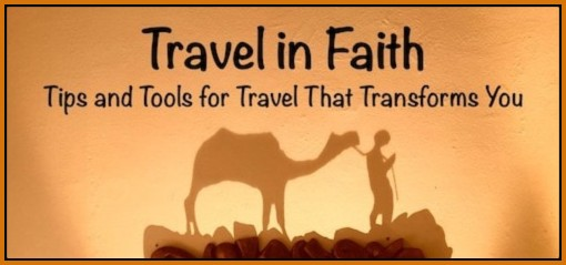 Travel in Faith blog for travelers