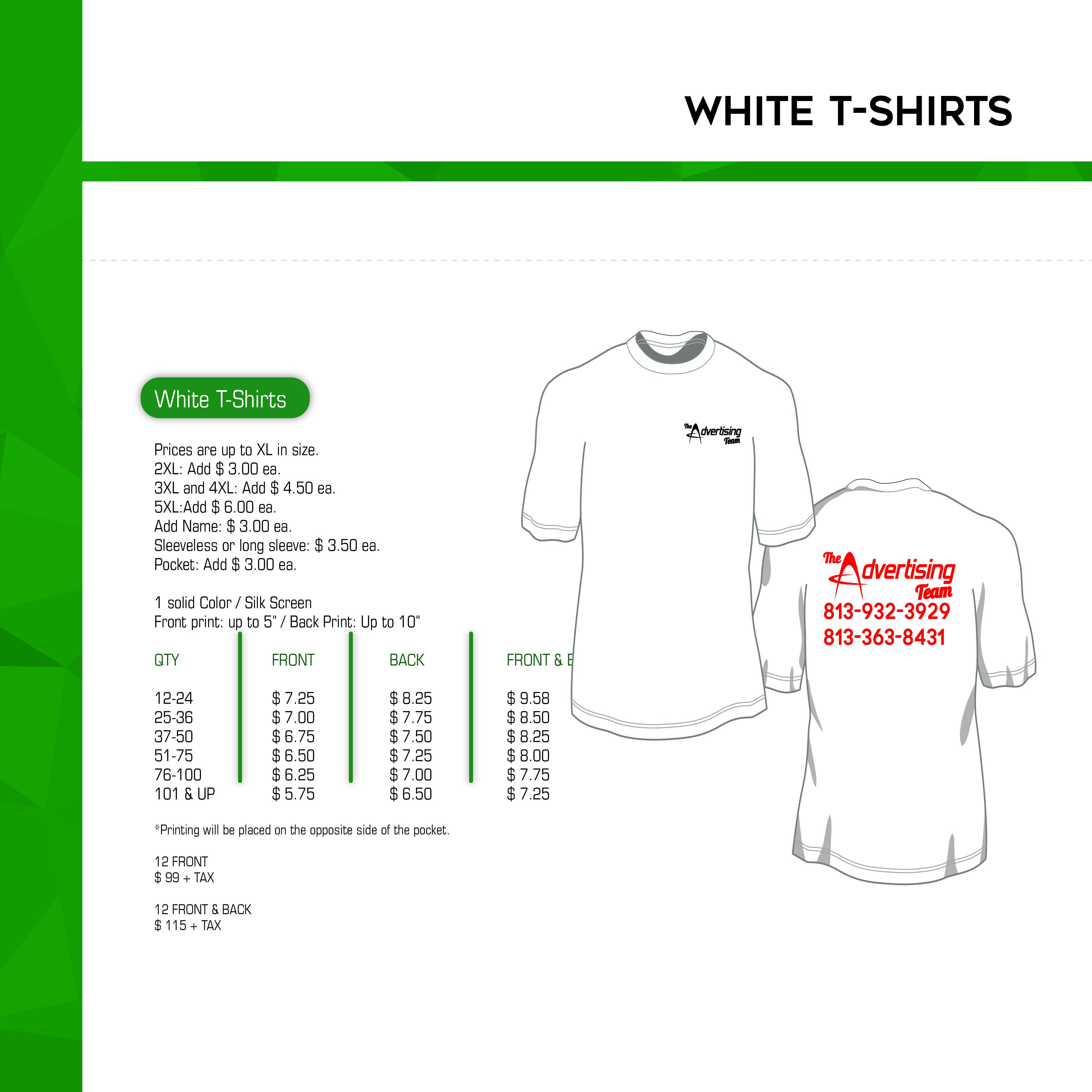9de0f0fda Promotional T Shirts No Minimum Order – EDGE Engineering and ...