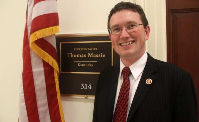 Rep Thomas Massie Introduces Legislation To Repeal Gun