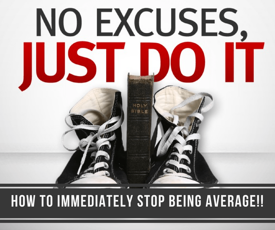 post33 - How To Immediately Stop Being Average
