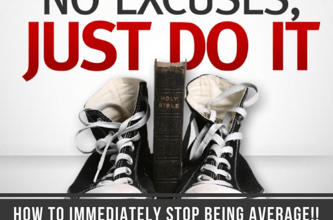 How To Immediately Stop Being Average