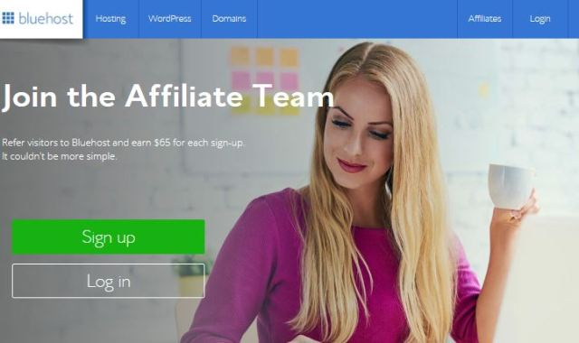 bluehost - Top 5 Best Affiliate Programs 2019 to Earn More