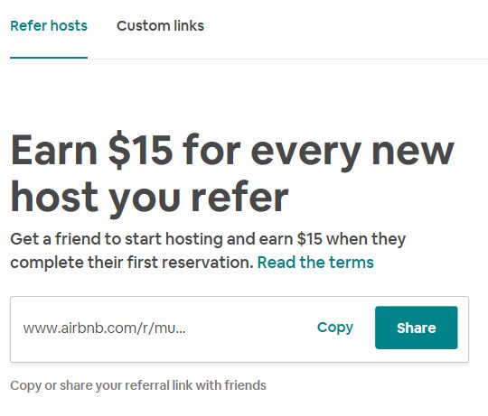 airbnb1 - Top 5 Travel Affiliate Programs For Travel Bloggers in 2019