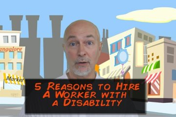 5 Reasons to Hire a Worker with a Disability