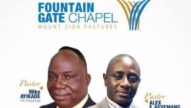 Fountain Gate Chapel