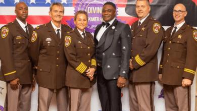 'Faithful Servants Awards'