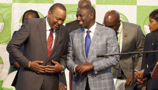 Fallout with Kenyatta: Door closed on succession for Ruto