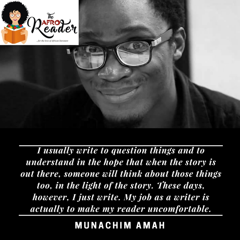 Conversations With Munachim Amah