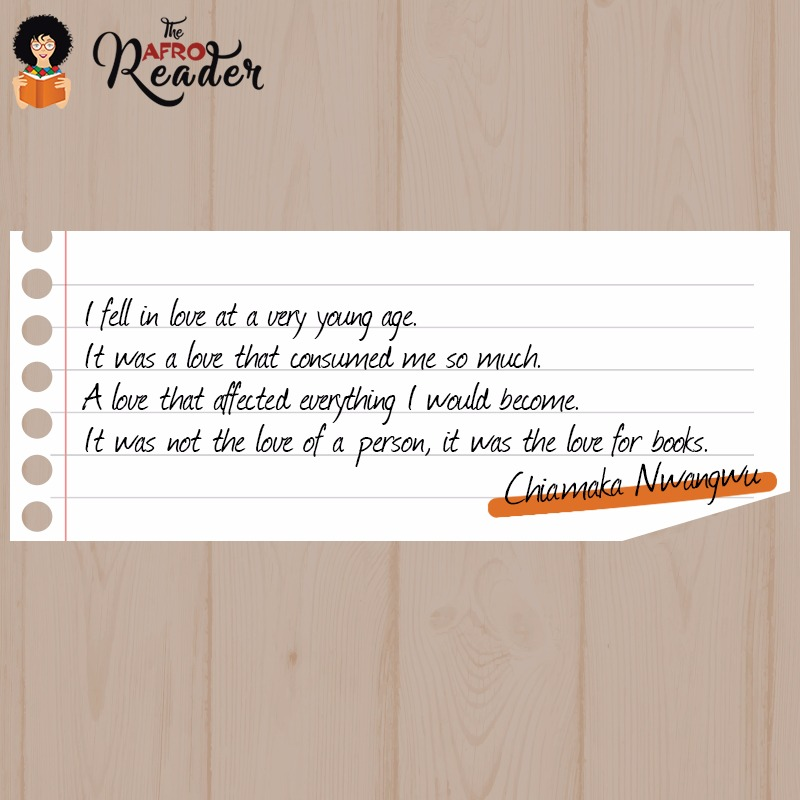 My Book Affair - Chiamaka Nwangwu