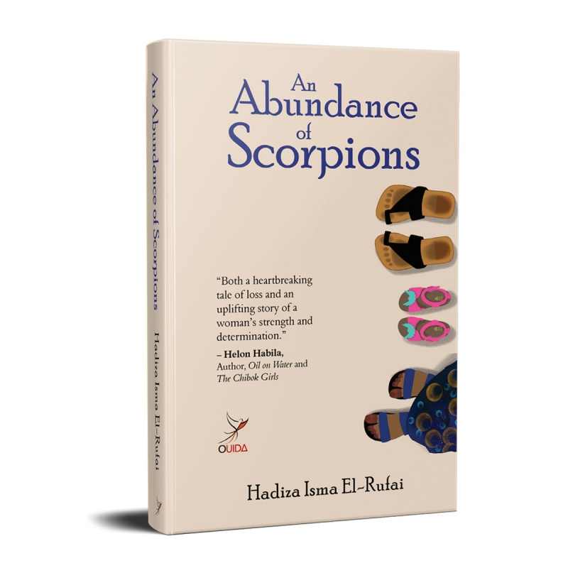 First Lady of Kaduna, set to release her Debut Novel - An Abundance Of Scorpions