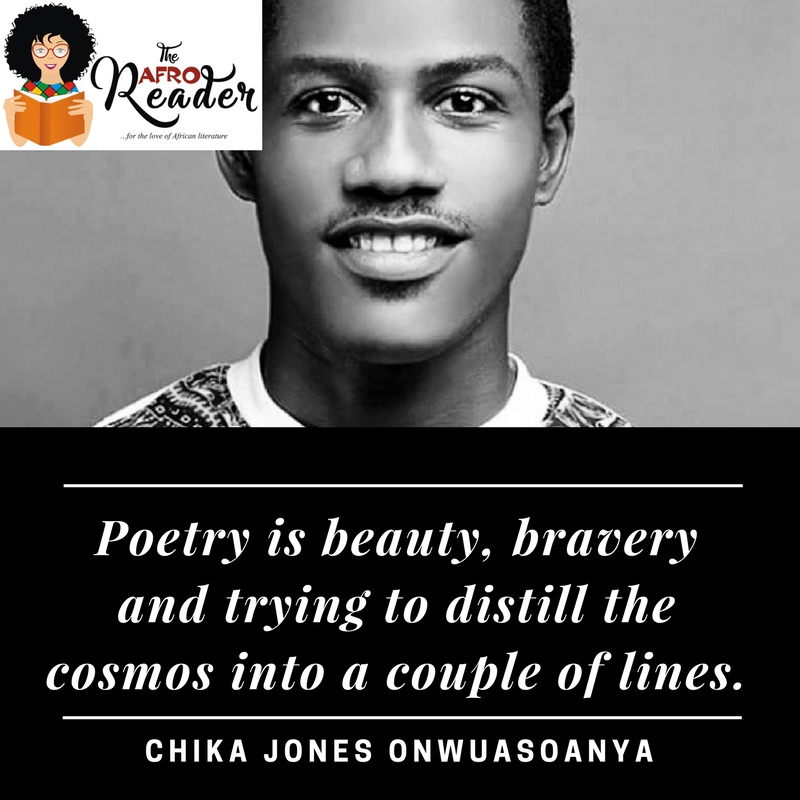 Conversations with Chika Jones Onwuasoanya