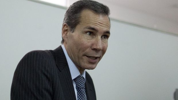 Found dead: Alberto Nisman, the prosecutor charged with investigating the 1994 bombing of the Argentine-Israeli Mutual Association community centre, in 2013.