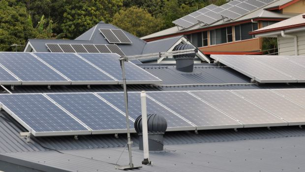 Another blow to renewable energy: The government has pulled the plug on investments in rooftop and small-scale solar.