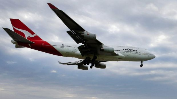 """A Qantas 747 was involved in a """"serious"""" mid-air incident between Melbourne and Hong Kong."""