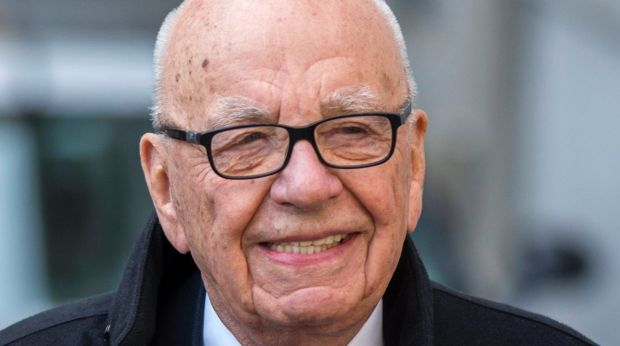 According to an UNSW academic, Rupert Murdoch's Australian companies have paid income tax equivalent to only 10 per cent of their operating profits.