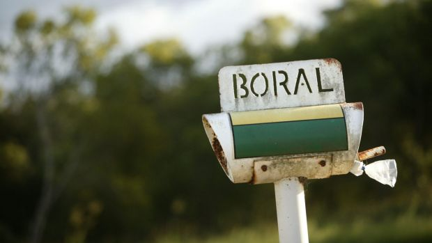 "The building materials sector - specifically the two majors Adelaide Brighton and Boral - are ""well positioned to ..."