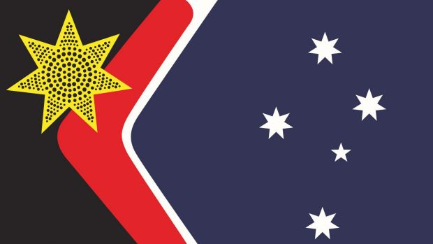 We need to consider a new Australian flag that reflects our maturity and independence